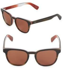 Oliver Peoples Hadrian 50MM Square Sunglasses