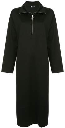 H Beauty&Youth longsleeved midi dress