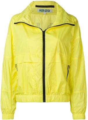 Kenzo cropped windbreaker jacket