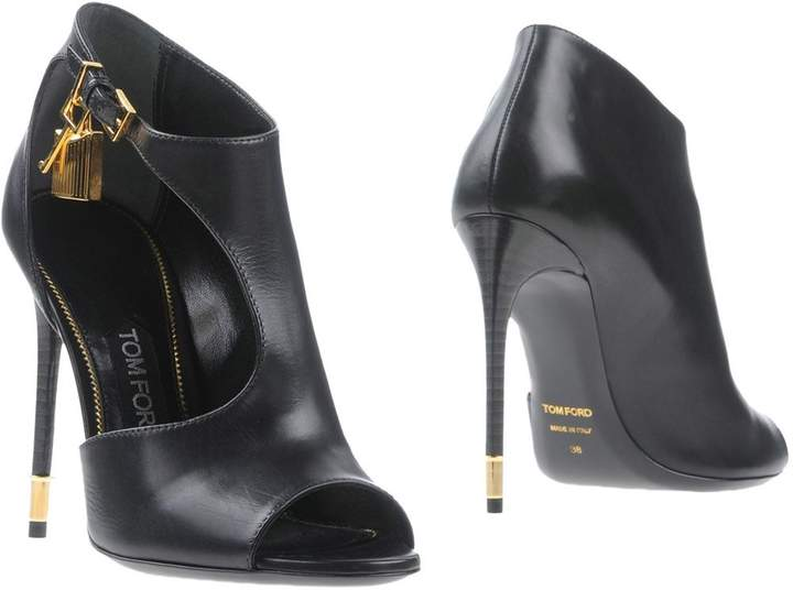 TOM FORD Booties