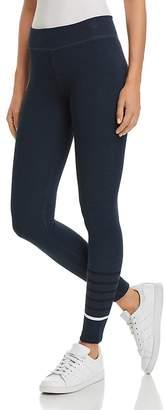 Sundry Stripe-Detail Leggings
