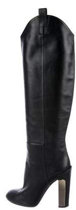 Brian Atwood Cowboy Knee-High Boots