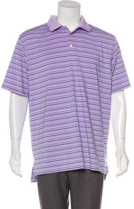 Peter Millar Striped Polo Shirt