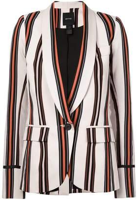 Smythe striped blazer