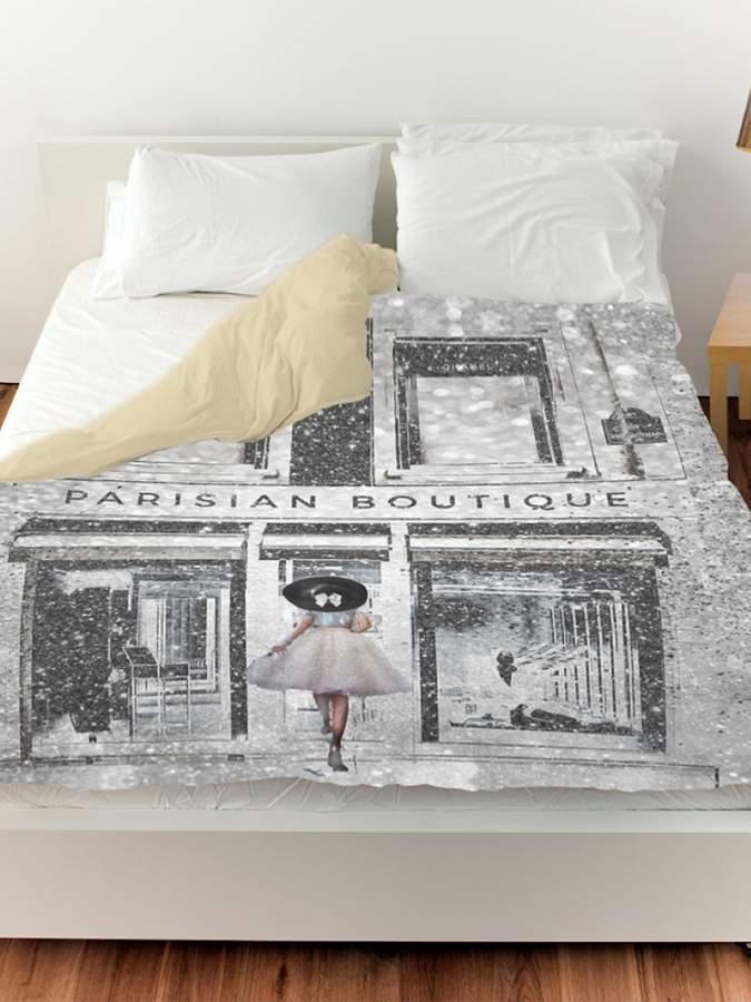 Parisian Boutique Duvet Cover