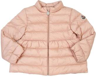 Moncler Joelle Nylon & Down Jacket
