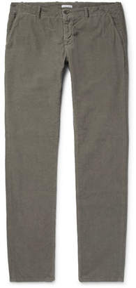 Tomas Maier Slim-Fit Cotton-Corduroy Trousers