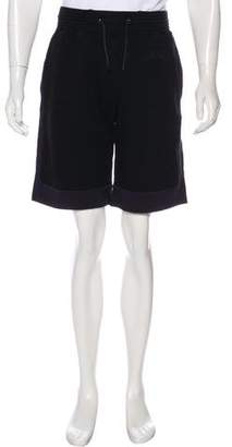 Givenchy Drawstring Jogger Shorts