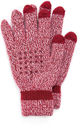 Muk Luks Womens Touchscreen Cold Weather Gloves