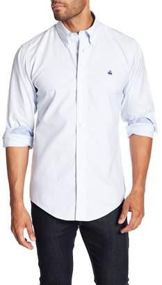 Brooks Brothers Pinstripe Sport Fit Shirt