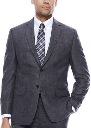 COLLECTION Collection Windowpane Classic Jacket