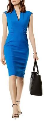 Karen Millen Ruched Sheath Dress