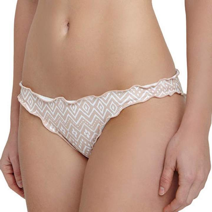 Blush Zen Stones Sandy Bikini Briefs
