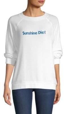 Wildfox Couture Sunshine Diet Sweatshirt