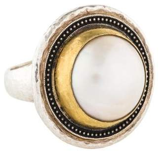 Gurhan Mabé Pearl Cocktail Ring