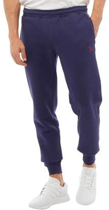 U.S. Polo Assn. Mens Stanford Joggers Medieval Blue