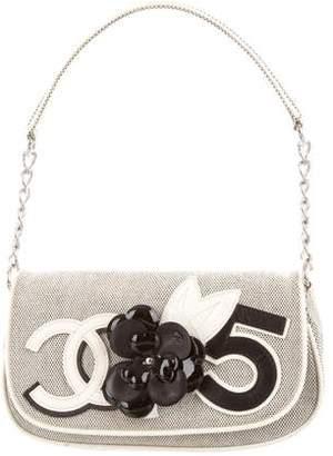 Chanel Canvas No. 5 Flap Bag