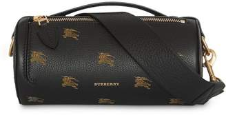 Burberry The EKD Leather Barrel Bag