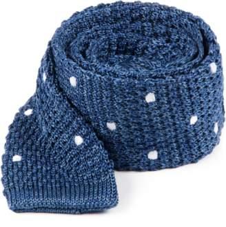 The Tie Bar Scramble Knit Polkas