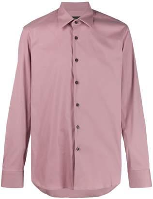 0afdd0e0 Prada Pink Men's Shirts - ShopStyle