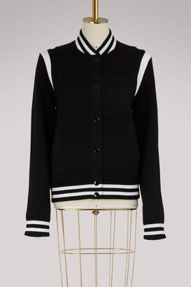 Givenchy Paris varsity jacket