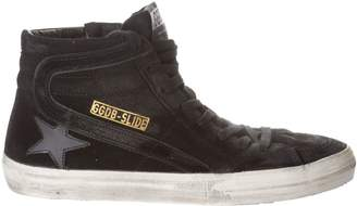 Golden Goose Slide High-top Sneakers