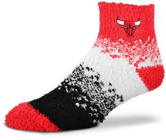 For Bare Feet Chicago Bulls Marquee Sleep Soft Socks