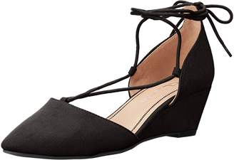 Chinese Laundry Women's Trissa Ghillie Wedge Pump