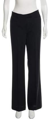 Gunex Virgin Wool Wide-Leg Pants
