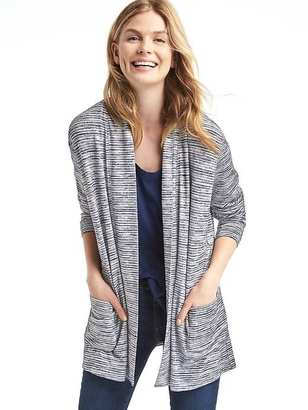 Softspun marled open-front cardigan $49.95 thestylecure.com