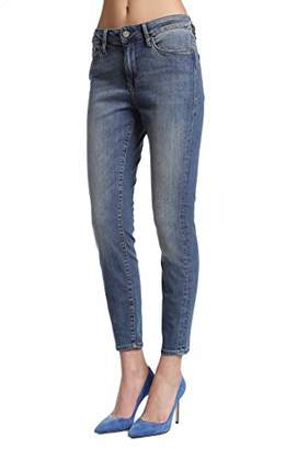 Mavi Jeans Women's Alissa Ankle High-Rise Super Skinny Jeans