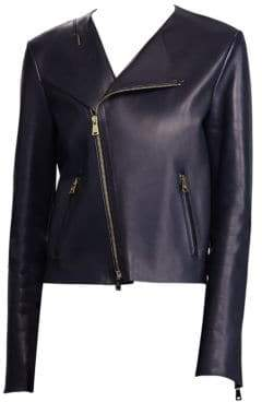 Ralph Lauren Leather Landry Jacket