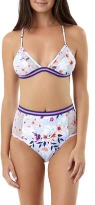 No Boundaries Juniors' Spring Fling Bikini Top