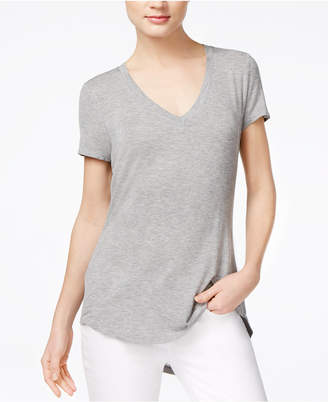 Rachel Roy Taylor High-Low T-Shirt, Created for Macy's