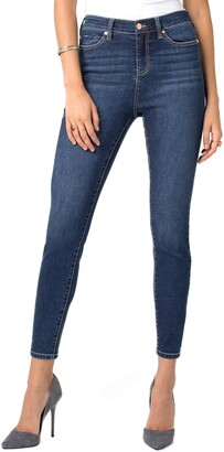 Liverpool Bridget High Waist Ankle Skinny Jeans