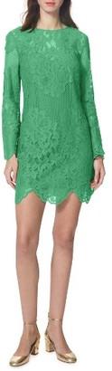 Women's Donna Morgan Lace Sheath Dress $128 thestylecure.com