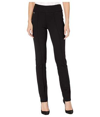 Lisette L Montreal Hollywood Slim Pants w/ Front Pleat