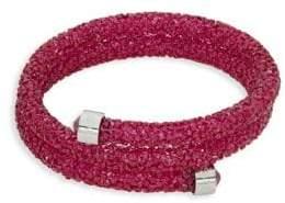 Swarovski Crystals Cuff Bracelet
