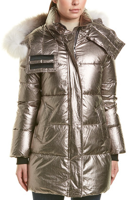 Nb Series By Nicole Benisti Chelsea Down Coat