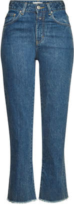 Closed Glow Straight Leg Jeans