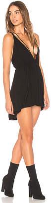 Indah Cotton Club Triangle Mini Dress