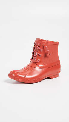 Sperry Saltwater Rubber Flooded Boots