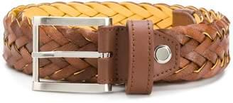 Moreschi woven belt