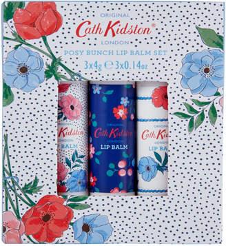 Cath Kidston Saltwick Bunch 3 x 5g Lip Balm Set