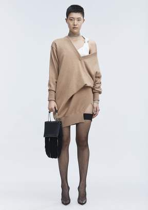 Alexander Wang OVERSIZED KNIT TUNIC