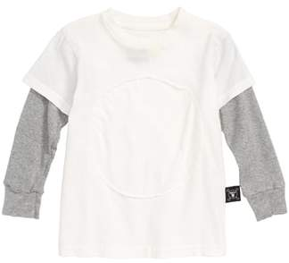 Nununu Circle Patch T-Shirt
