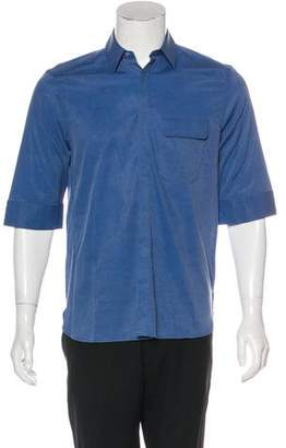 Neil Barrett Loose-Fit Short Sleeve Shirt