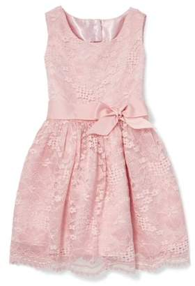 5ab55915b Children's Place The Lace Fit and Flare Easter Dress (Little Girls & Big ...