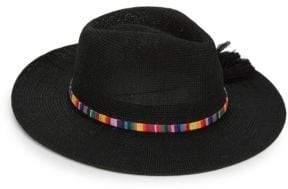 Collection 18 Tasseled Panama Hat
