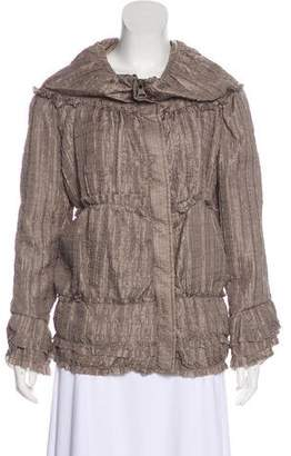 Ermanno Scervino Textured Casual Jacket w/ Tags